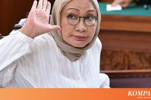 Bebas Bersyarat, Ratna Sarumpaet Buka Suara Prabowo Masuk Kabinet Jokowi         Dibaca 58.352 kali