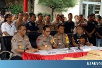 Polisi Tangkap 47 Pengedar Narkoba, Barang Bukti Lebih dari Satu Ton