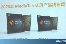 MediaTek Perkenalkan Dimensity 800, Chipset 5G untuk Ponsel Kelas Menengah
