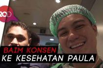 Video: Detik-detik Paula Verhoeven Lahirkan Anak Pertama