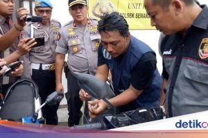 Dibekuk Polisi, Ini Tips dari Maling Agar Motor Tak Gampang Dicuri