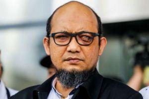 Demo Tuntut Novel Ditangkap Paska Teror Air Keras Terungkap, Netizen: Demo Bayaran