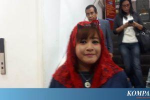 Viral Tagar #Tangkapdewitanjung, Dewi Tanjung: Saya Enggak Ambil Pusing