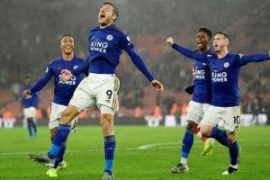 Hasil Liga Inggris: Leicester Menang, Tottenham Hotspur Seri
