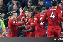 Desember Ceria, Hanya Nasib Sial yang Menghalangi Liverpool Juara Liga Inggris