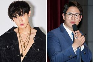 Chanyeol Undang Jang Sung Kyu ke Konser EXO, Netizen yang Nyinyir Tiket Tak Habis Dikritik Balik