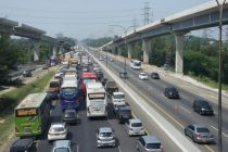 Jelang Malam Tahun Baru, 26 Ribu Kendaraan Keluar dari Jakarta