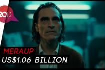 'Joker' Masuk Daftar Film dengan Pendapatan Tertinggi di 2019