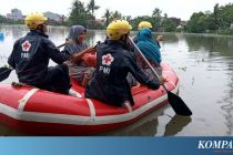 Banjir Landa Kota Tangerang, Dua Orang Dikabarkan Meninggal Dunia