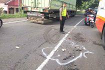 Terlindas Truk Akibat Hindari Jalan Berlubang, Warga Jombang Tewas di Sidoarjo