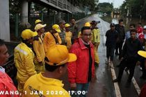 Projo Desak Anies Baswedan Serius Percepat Upaya Atasi Banjir