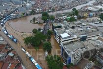Banjir, Tol Dalam Kota Jakarta Gratis Sampai Jam 12 Siang Ini