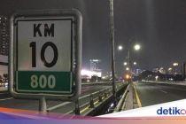 Perhatian! Tol Dalam Kota Masih Gratis Sampai Jam 12 Siang