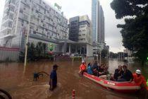 Pusat-Daerah Harus Satu Jalan Tangani Bencana Banjir