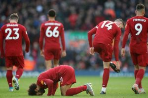 Hasil dan Klasemen Liga Inggris Jumat: Liverpool Vs Sheffield 2-0