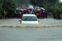 Biaya Ganti 'Airbag' Mobil Korban Banjir Jakarta