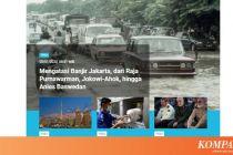[POPULER TREN] Banjir Jakarta, Masa Lalu hingga Kini   Titik Lokasi Tes SKD CPNS         Dibaca 3.384 kali