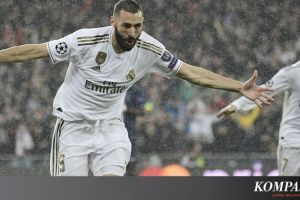 Getafe Vs Real Madrid, Los Blancos Tak Terkalahkan sejak Januari 2013