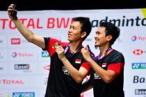 Jadwal Malaysia Open: Hendra / Ahsan Hadapi Wakil Cina di Babak 1