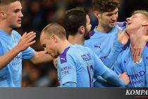 Man City Vs Port Vale, The Citizens Lolos ke Babak Keempat Piala FA