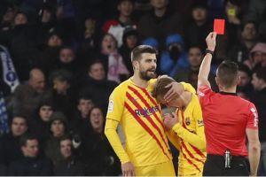 Kartu Merah De Jong Dianggap Valverde Biang Keladi Kekalahan Barcelona