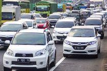 Libur Tahun Baru Usai, Jasa Marga: 54 Ribu Kendaraan ke Jakarta