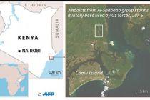 Jihadis Somalia Serang Pangkalan Militer AS di Kenya