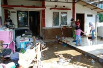 Disdik KBB Beri Dispensasi Siswa Korban Banjir