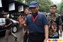 Novel Baswedan Penuhi Panggilan Polda Metro Jaya