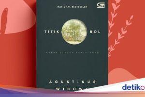 Buku 'Titik Nol' Agustinus Wibowo Terbit Lagi Hari Ini