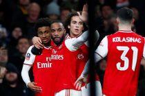 Arsenal Lolos ke Babak Keempat Piala FA