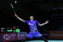 Malaysia Master: Jonatan Christie dan Ruselli Hartawan ke Babak 2