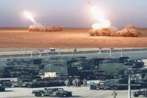 Video Detik-detik Iran Serang Pangkalan Militer AS dengan Belasan Rudal