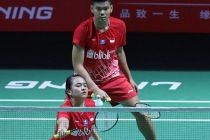 Malaysia Masters 2020: Dua Ganda Campuran Indonesia Terhenti