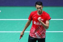 Tampil Memukau, Jojo Lolos ke Perempat Final Malaysia Master