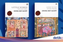 Novel Klasik 'Little Women' Terbit Lagi