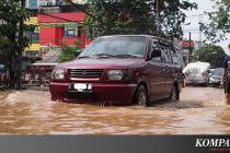 Ratusan Pemilik Mitsubishi Terkena Dampak Banjir Jakarta