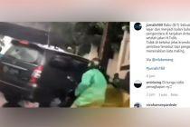 Viral Ojek Online Ngamuk Pukul Mobil di Kemang, Ini Sebabnya