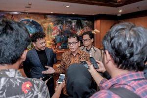 Menparekraf Wishnutama Laporkan LHKPN ke KPK