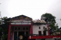 Angin Kencang Rusak 14 Rumah dan Satu Sekolah di Abdya