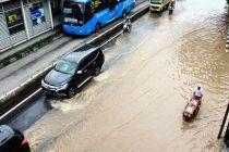 Ancaman Banjir Lagi, Polda Metro Jaya Petakan Titik Rawan di DKI
