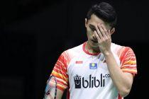 Dijegal Angus dalam 65 Menit, Jojo Gagal Melangkah ke Semifinal Malaysia Master