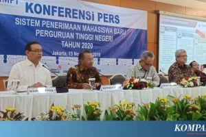 Ini Daftar Lengkap 85 PTN se-Indonesia yang Ikut SBMPTN 2020