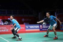 Malaysia Master 2020: Ahsan/Hendra Gagal Rebut Tiket Final