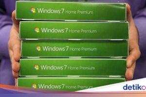 3 Hari Lagi, Windows 7 'Diputus' Microsoft