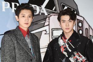 Informasi Paspor Chanyeol dan Sehun EXO Dibocorkan Staf Bandara Vietnam
