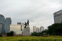 BMKG Prediksi Cuaca Jakarta Hari Ini  Cerah berawan