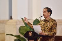 Jadi Pembicara di Abu Dhabi Sustainable Week, Jokowi Bahas Ibu Kota Baru