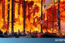 Fakta Satu Keluarga Tewas Terbakar di Rumah, Diduga Tabung Gas Bocor hingga Alami Luka Serius