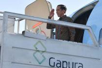 Bertolak ke UEA, Jokowi Akan Bertemu Putra Mahkota Abu Dhabi